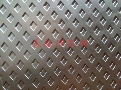菱形冲孔网