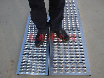 镀锌防滑板